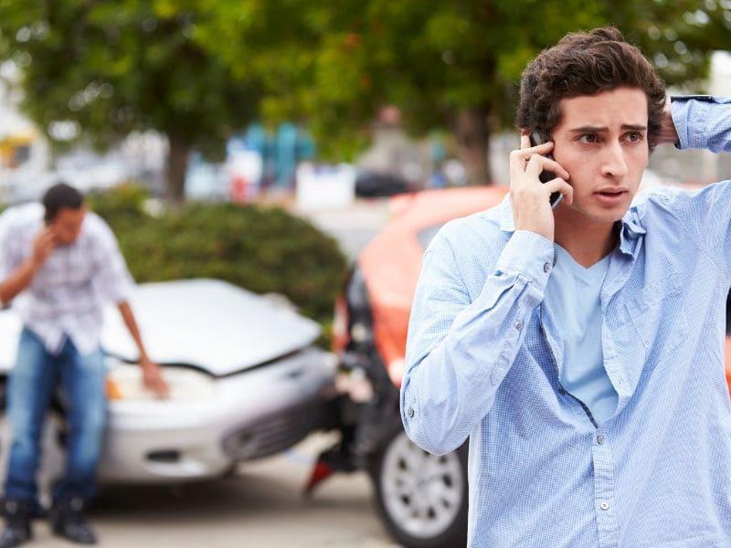 Contractez votre prêt auto après votre accident